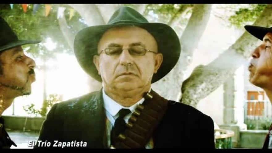 El Trío Zapatista.