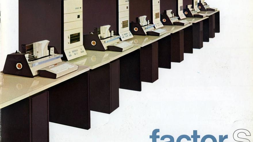 La investigadora desarrolló un proyecto para el Factor-S, el moderno ordenador de Telesincro