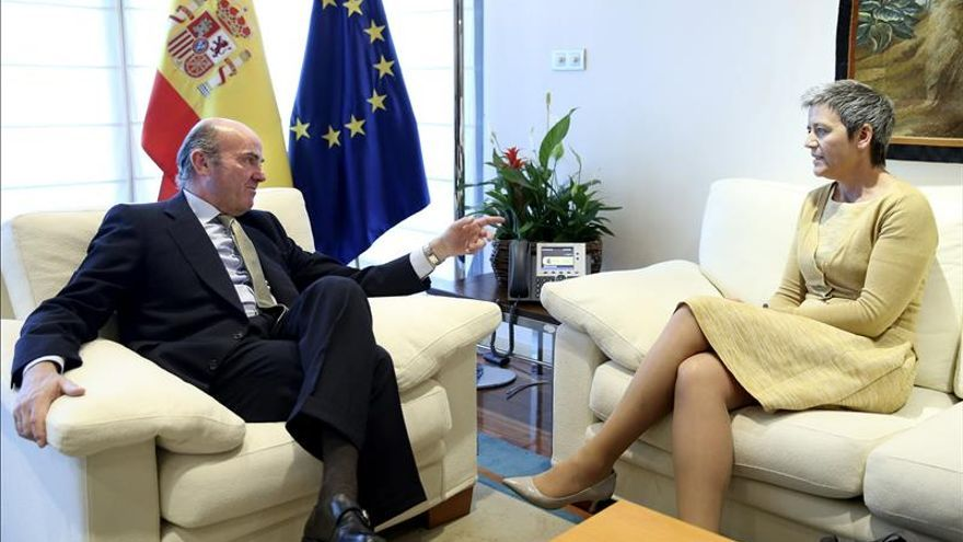 """El MEDE dice que la nueva devolución anticipada de España sería """"otra señal positiva"""""""