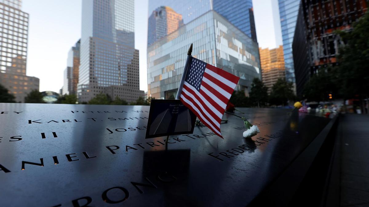EEUU recordó a las víctimas a 20 años del 11-S