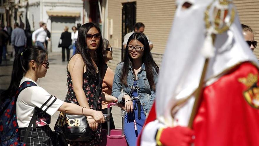 El sector turístico cierra su mejor Semana Santa de los últimos 8-9 años