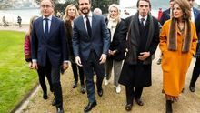 El adelanto electoral fuerza a Casado a elegir a Alonso como candidato del PP vasco: Álvarez de Toledo pierde la batalla