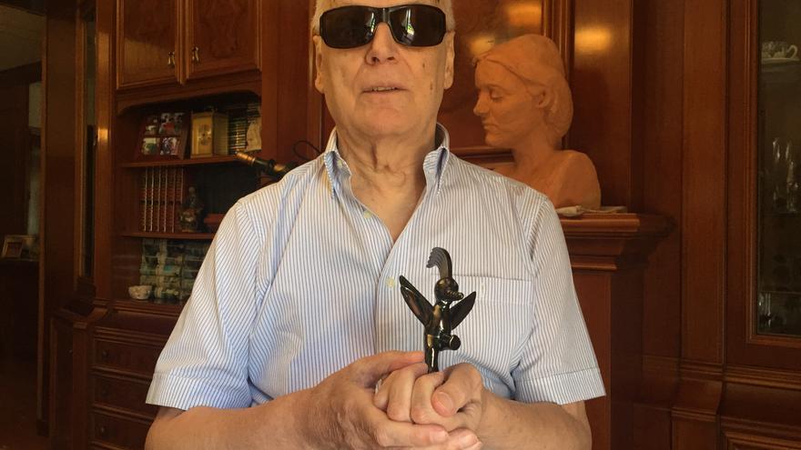 Félix Fernández. Foto: Luis Gresa (Once)