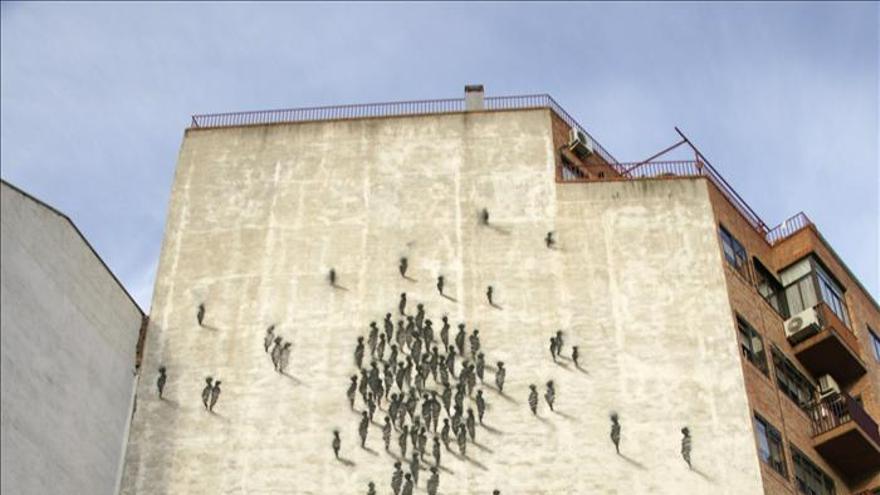 La discreta invasión del arte urbano en Madrid