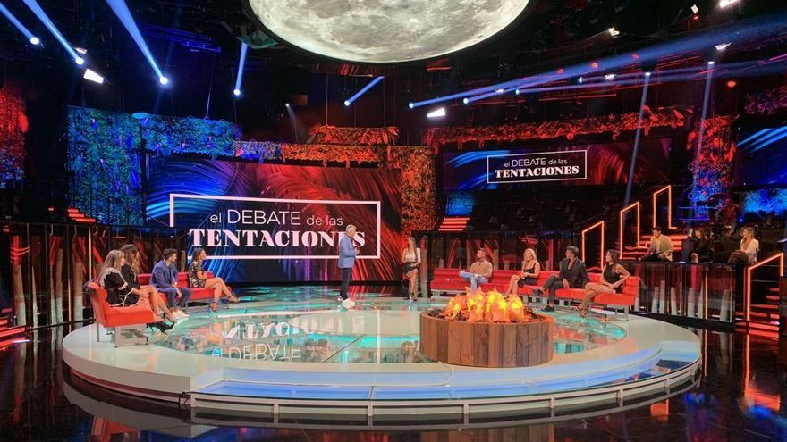 El Debate de 'La Isla de las Tentaciones' en Telecinco