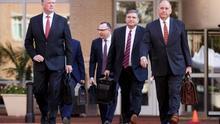La Fiscalía de la trama rusa mantiene los cargos contra el exjefe de la campaña de Trump