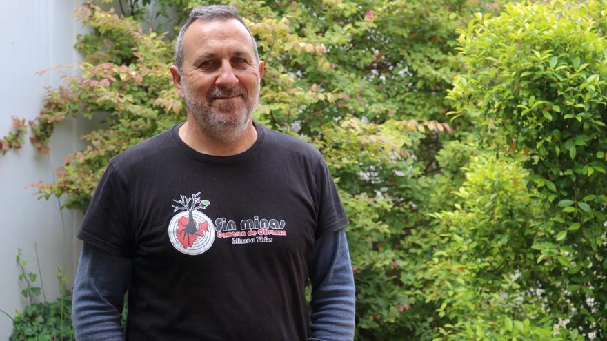 Luis Villagarcía, profesor de la UPO