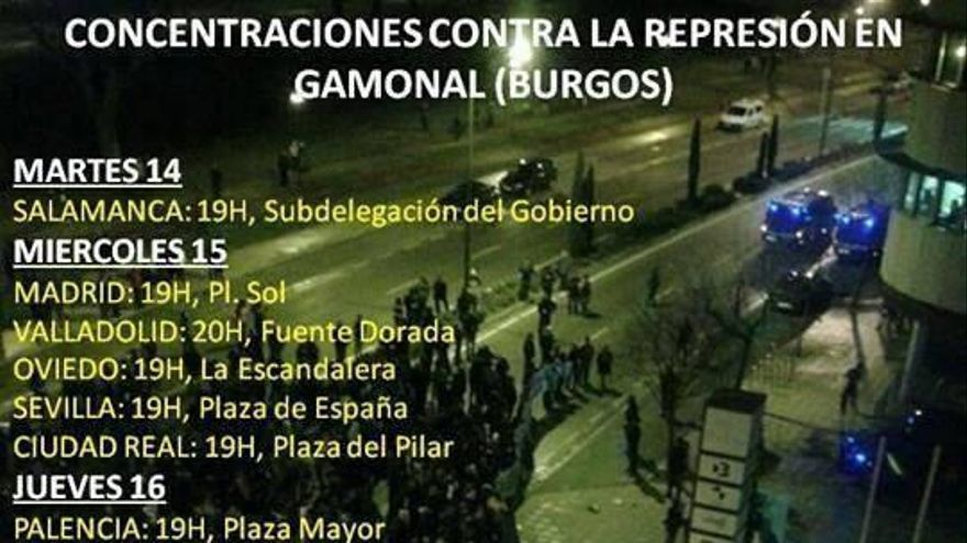 cartel manis gamonal