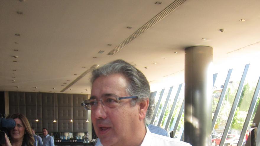 """Zoido lamenta que el año de bipartito en la Junta de Andalucía se caracterice por """"corrupción, radicalidad y pasividad"""""""