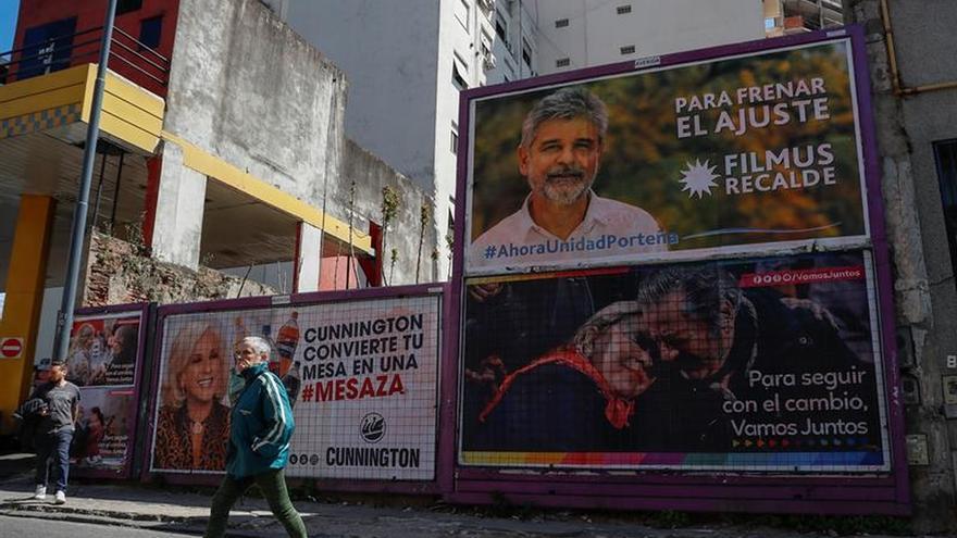 """El oficialismo argentino llama a votar y celebra la """"normalidad"""" en las elecciones legislativas"""