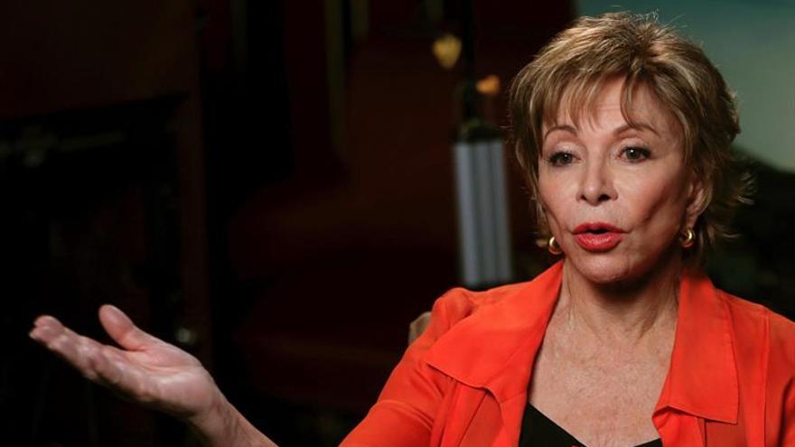 Isabel Allende: la resistencia al inmigrante es condición humana