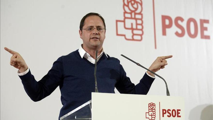 """""""Un futuro para la mayoría"""", lema de la campaña del PSOE"""