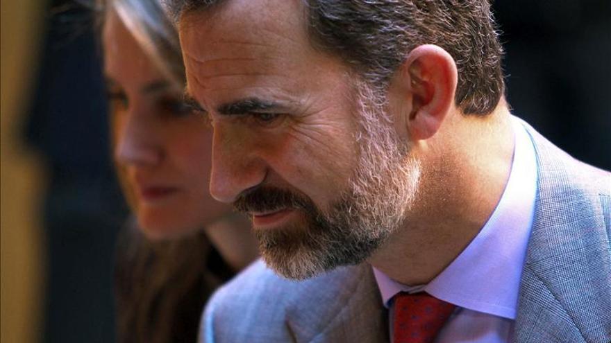 Los Príncipes de Asturias inaugurarán la 30 edición de la feria del libro de Miami