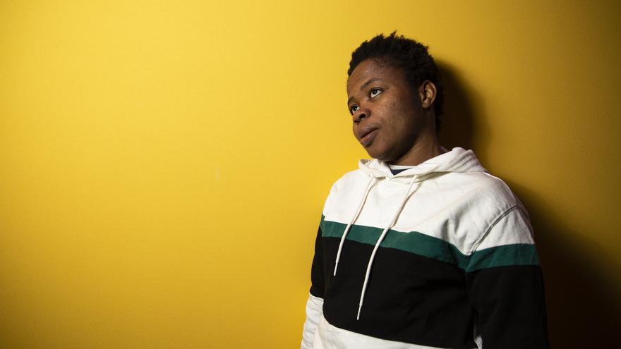 Melibea Obono, autora de 'Yo no quería ser madre'