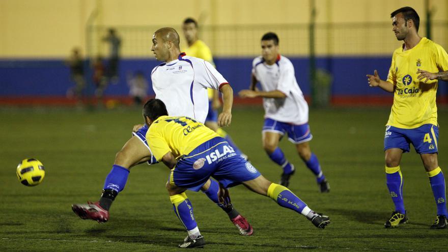 Del encuentro benéfico: UD Las Palmas-Telde #8