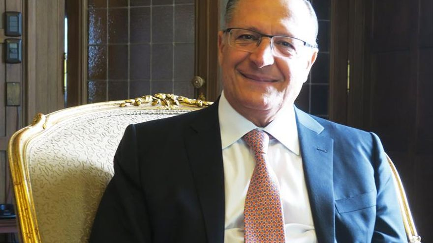 Gobernador de Sao Paulo defiende internacionalización para mejorar empleo