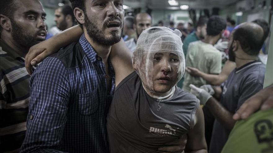 Cruz Roja condena los ataques al personal humanitario y a los hospitales en Gaza