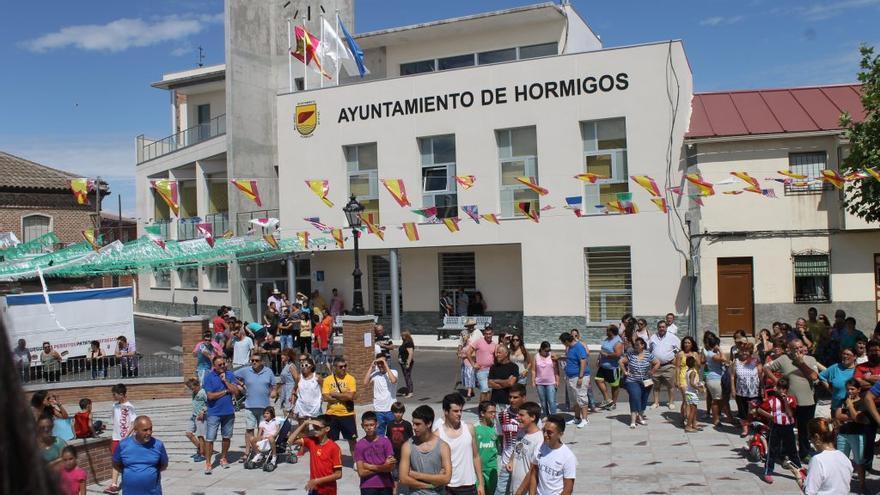 Ayuntamiento de Hormigos, Toledo