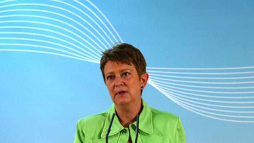 Secretaria de Estado de la Función Pública, Consuelo Rumí