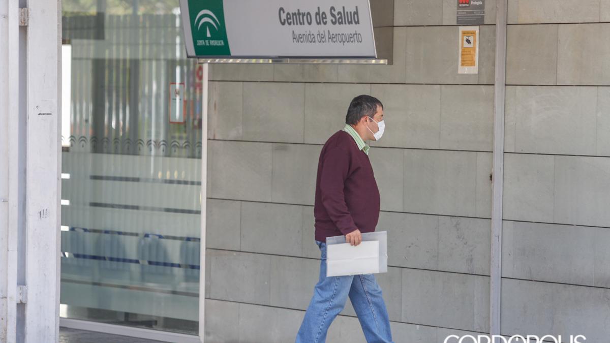 Centro de Salud de la avenida del Aeropuerto.