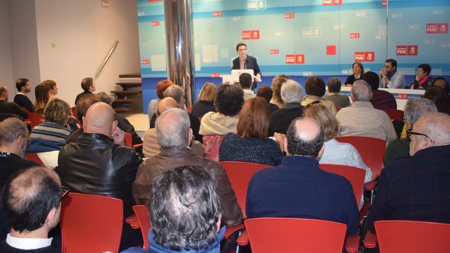 El 93% de los socialistas aprueban la gestión de Casares