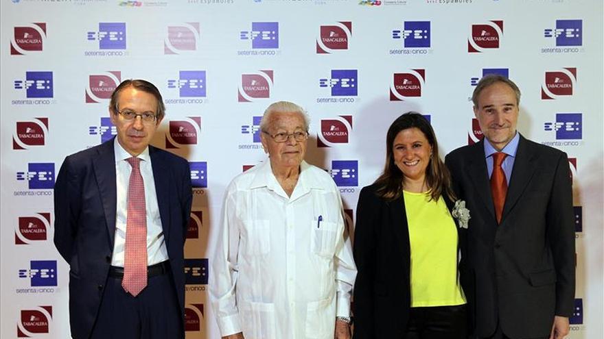 EFE inaugura una muestra fotográfica en La Habana para celebrar su 75 aniversario