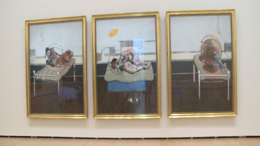 Museo Guggenheim de Bilbao acoge una muestra de Francis Bacon con 34 obras no expuestas antes en España