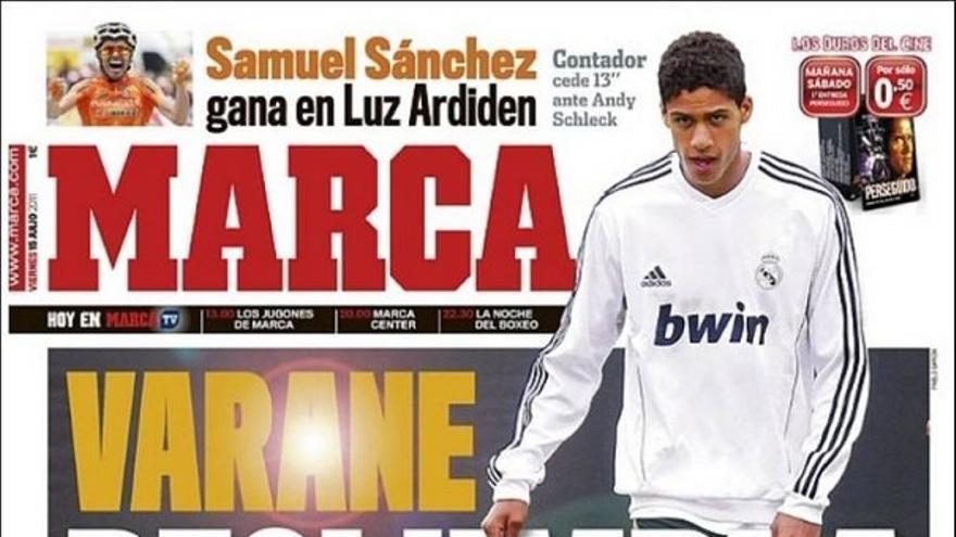 De las portadas del día (15/07/2011) #13