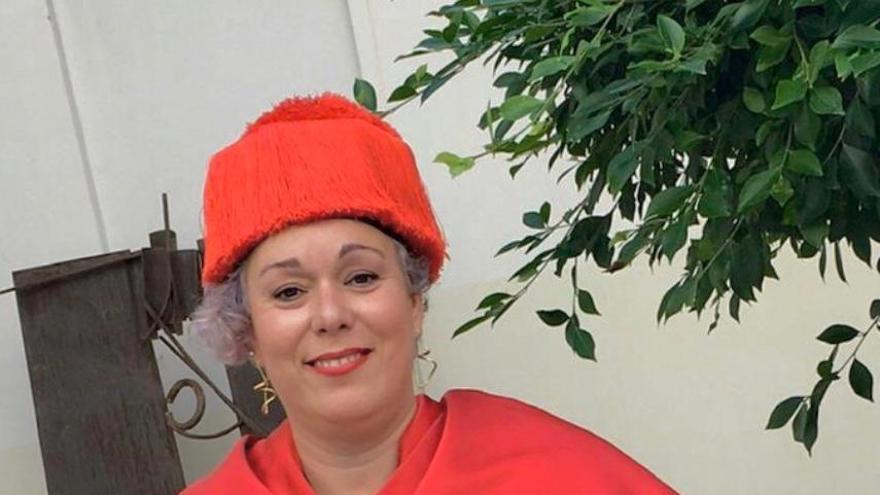 La profesora de la ULPGC Carmen Grau
