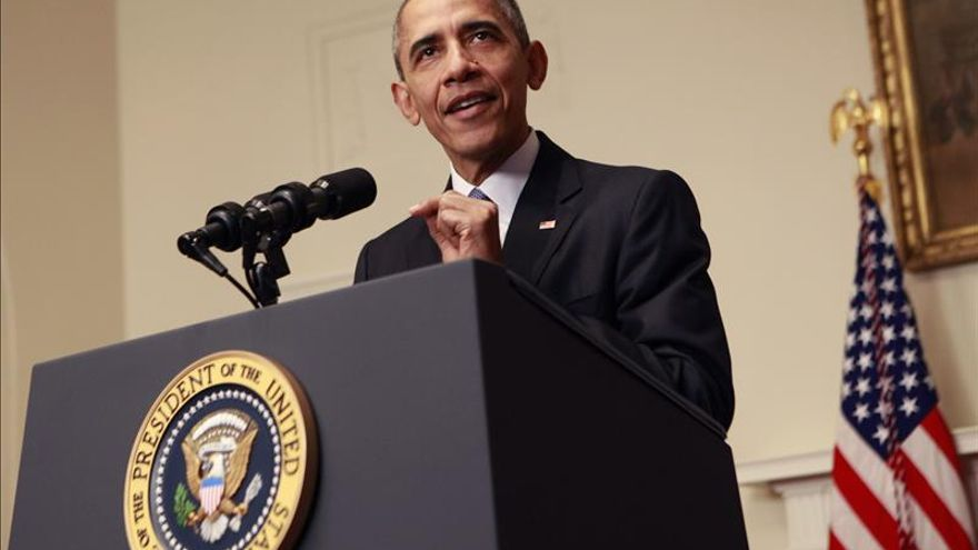 Obama firma una nueva prórroga del presupuesto de EE.UU. hasta el 22 de diciembre