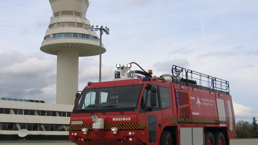 Aeropuerto Vitoria. / Foto: AENA