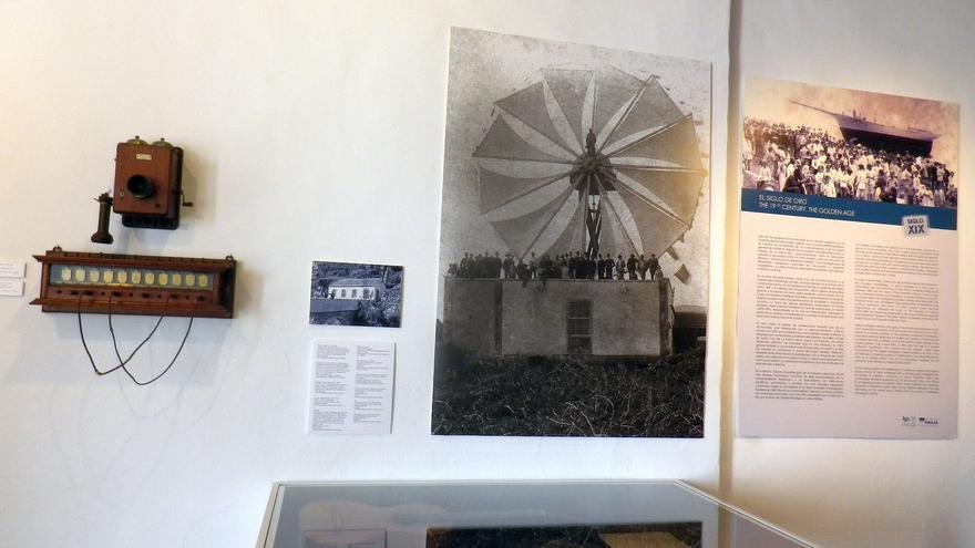 Imagen de la exposición 'Cinco mitos para cinco siglos' con la que la Consejería de Cultura y Patrimonio Histórico  del Cabildo conmemora el 525 aniversario de la fundación de Santa Cruz de La Palma.