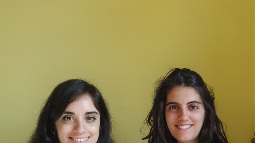 Belén y Noemí Pardina son las responsables del Centro Psicosocial Ataraxia