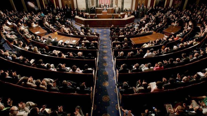 El Congreso de EE.UU. aprueba el presupuesto hasta final de abril tras el sí del Senado