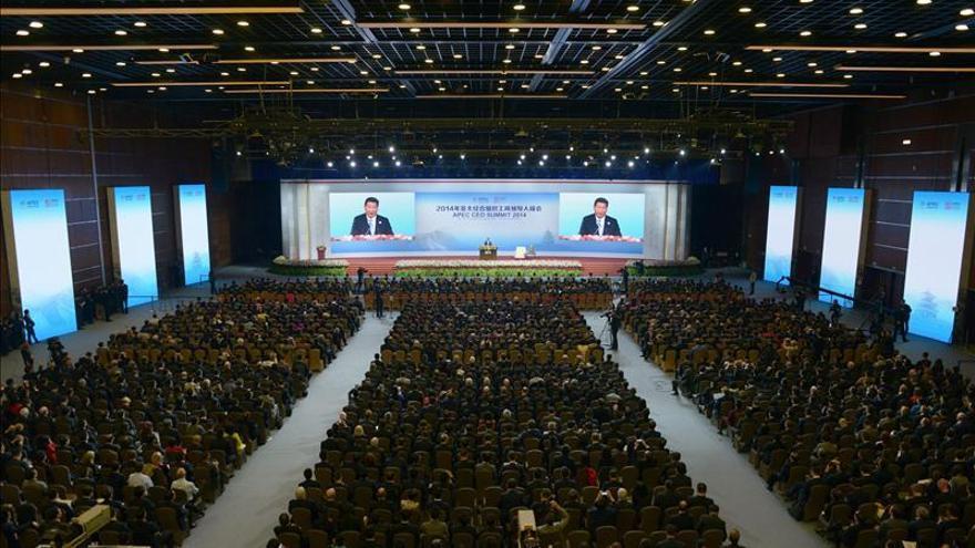 """Xi Jinping propone un """"sueño de Asia y el Pacífico"""" impulsado por China"""