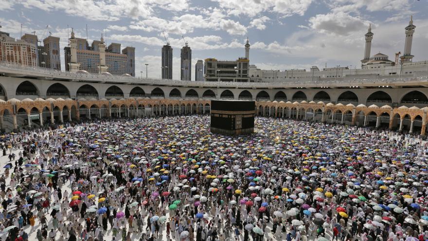 Arabia Saudí permitirá 60.000 fieles vacunados y residentes peregrinar a La Meca