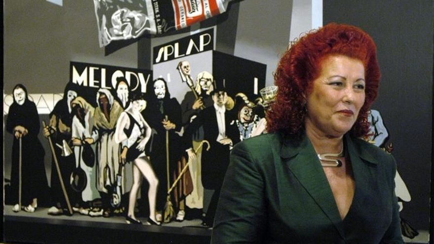 El IVAM pide que Consuelo Císcar dimita como directora honoraria del museo