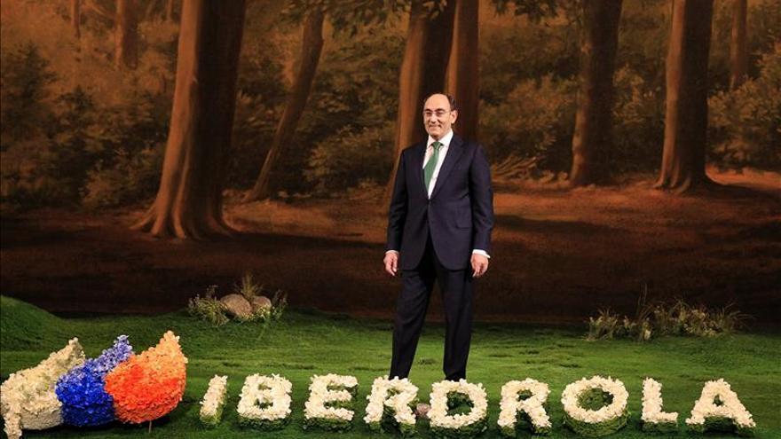 Iberdrola gana un 8,4 por ciento más hasta marzo por el negocio exterior y la venta activos