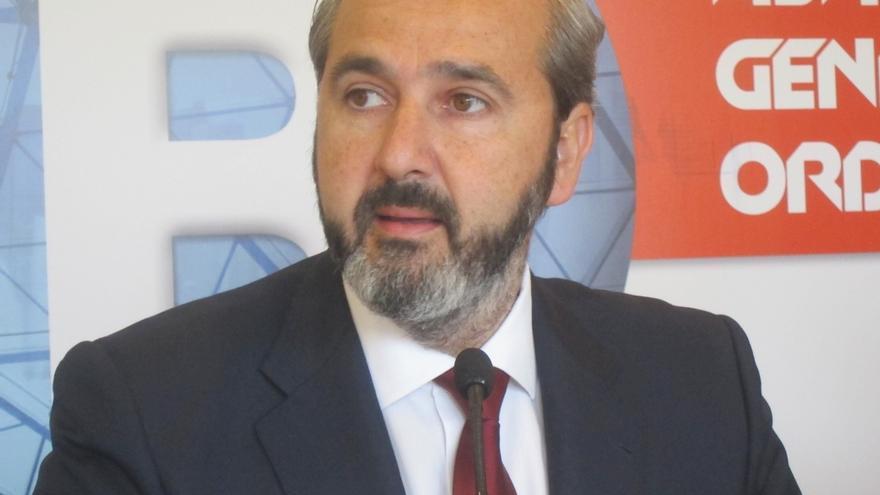 """Cebek pide """"prudencia"""" a los representantes institucionales que reclaman una subida de los salarios"""