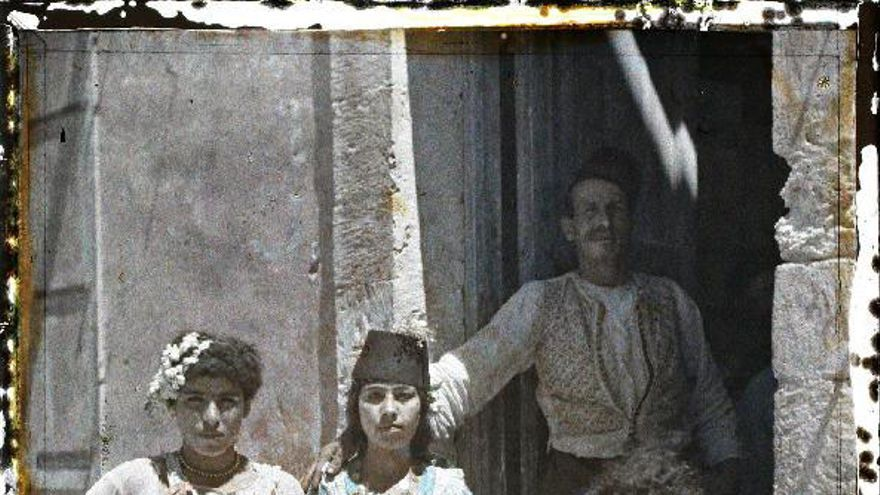 Palestine, Jaffa, Jaffa femme publiques Arabes