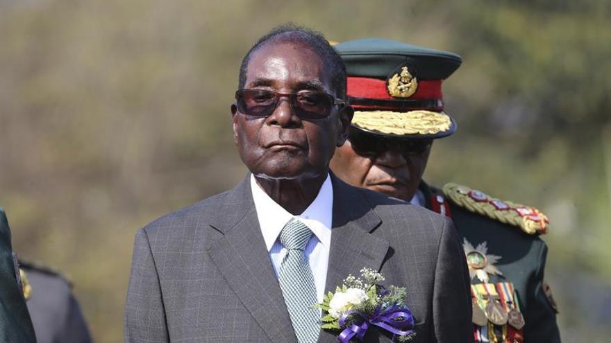La OMS decide anular el nombramiento de Mugabe como embajador de Buena Voluntad