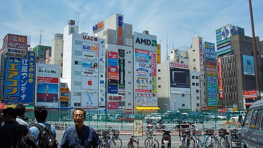 En Japón conviven la tecnología de vanguardia y algunos sectores más tradicionales