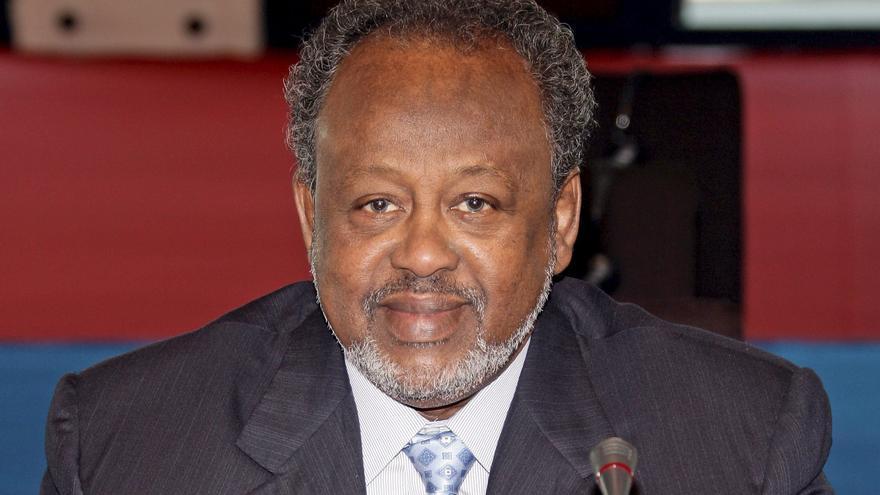 Ismail Guelleh jura como presidente de Yibuti para un quinto mandato