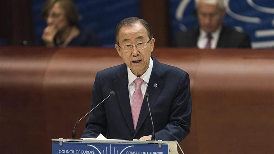 """Ban Ki-moon: """"tolerancia cero"""" en cuanto a abusos sexuales de """"cascos azules"""""""