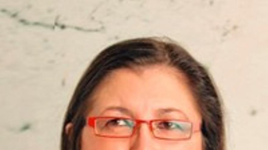 La periodista talaverana María Ángeles Santos