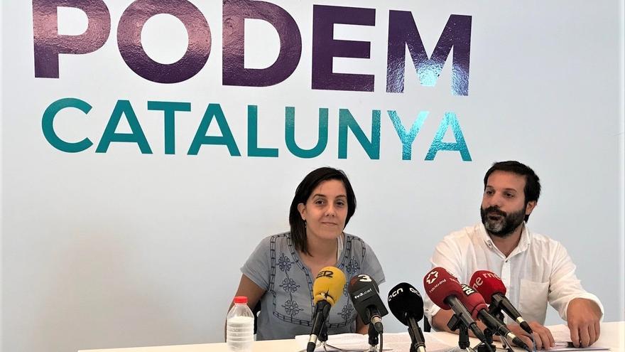 Los inscritos de Podem elegirán al sustituto de Xavier Domènech del 20 al 23 de septiembre