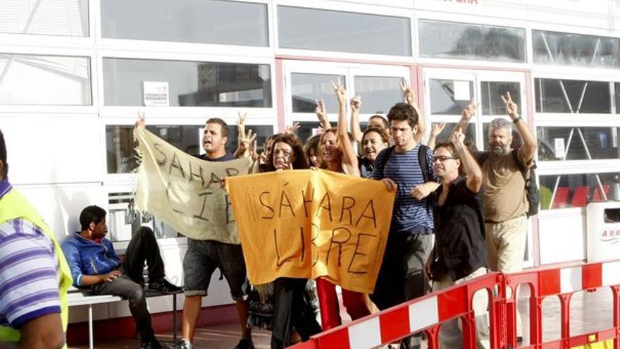 De la llegada de los activistas #6