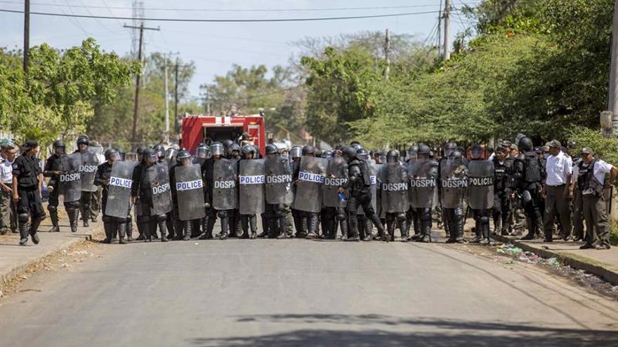 La Policía de Nicaragua arresta a 43 personas por violencia postelectoral