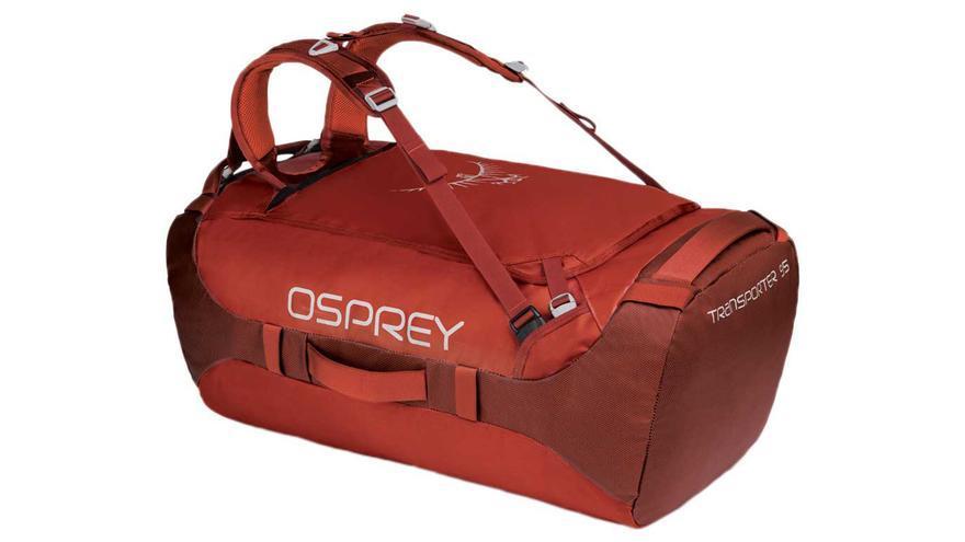 Transporter 95 de Osprey. La mejor bolsa de viaje del mercado