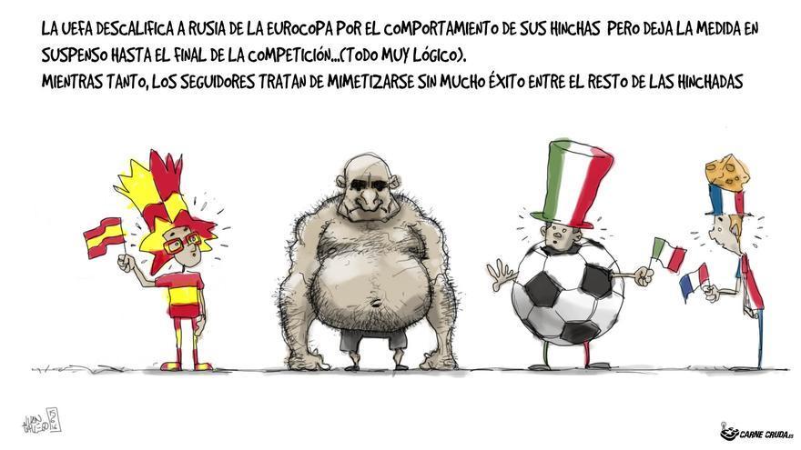Kafka y la UEFA